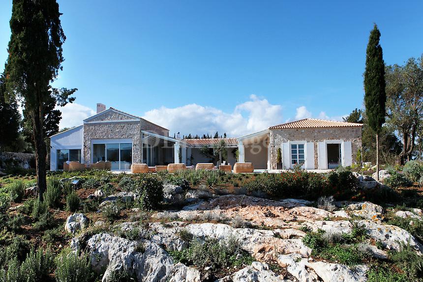 luxury cottage house