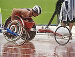 Josh Cassidy, Toronto 2015 - Para Athletics // Para-athlétisme.  <br /> Josh Cassidy competes in the Men's 5000m T54 event // Josh Cassidy participe à l'épreuve masculine du 5000 m T54. 10/08/2015.