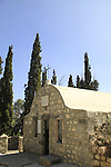 Israel, Descentibus Chapel on Mount Tabor