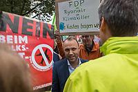 2017/09/19  Berlin | Demonstration für Schliessung Flughafen Tegel