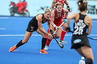 Gemma McCaw during the Pro League Hockey match between the Blacksticks women and the USA, Nga Punawai, Christchurch, New Zealand, Sunday 16 February 2020. Photo: Simon Watts/www.bwmedia.co.nz