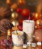 Interlitho-Alberto, CHRISTMAS SYMBOLS, WEIHNACHTEN SYMBOLE, NAVIDAD SÍMBOLOS, photos+++++,2 candles,KL9076,#xx#