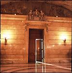 Interior of Surrogate Court buiding
