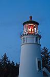 Umpqua River Lighthouse, Oregon coast.