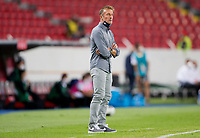 GUADALAJARA, MEXICO - MARCH 24: Jason Kreis manager of the United States during a game between Mexico and USMNT U-23 at Estadio Jalisco on March 24, 2021 in Guadalajara, Mexico.
