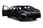 Car images of 2021 Toyota Camry-Hybrid XSE 4 Door Sedan Doors