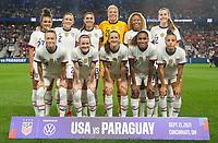 USWNT v Paraguay, September 21, 2021