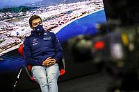 23rd September 2021; Sochi, Russia;   F1 Grand Prix of Russia 63 George Russell GBR, Williams Racing, F1 Grand Prix of Russia at Sochi Autodrom   driver press conference