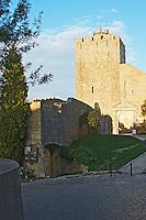 city fortifications palmela setubal portugal