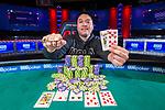 2017 WSOP Event #47: $1,500 No-Limit Hold'em MONSTER STACK