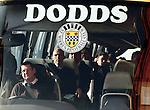Alex Rae back at Ibrox on the St Mirren team bus