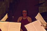 Port Townsend, Centrum, Chamber Music Workshop, June 16-21 2015, Fort Worden, Wheeler Theater, Enso Quartet, violinist Maureen Nelson teaching workshop artists, Azalea Quartet