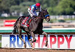 September 26, 2020:  Princess Noor with Victor Espinoza wins the Chandelier Stakes at Santa Anita Park, in Arcadia, California on September 26, 2020.  Evers/Eclipse Sportswire/CSM