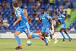Getafe CF's Djene Dakoman during friendly match. August 10,2019. (ALTERPHOTOS/Acero)