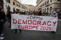DiEM25.<br />