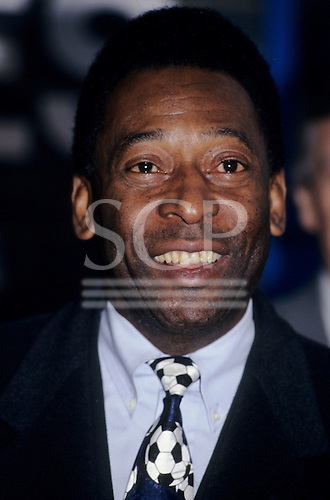 Brazil; Edson Arantes do Nascimento, better known as footballer Pele. Appointed UN Ambassador for Ecology and the Environment in 1992, and Brazilian Minister for Sport in 1995, when he was also appointed UNESCO Goodwill Ambassador. 1997, honorary British OBE.