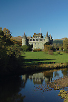 Inveraray Castle, Inveraray, Argyll & Bute<br /> <br /> Copyright www.scottishhorizons.co.uk/Keith Fergus 2011 All Rights Reserved