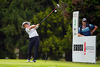 Tae Min Kim. Day one of the Brian Green Property Group NZ Super 6s Manawatu at Manawatu Golf Club in Palmerston North, New Zealand on Thursday, 25 February 2021. Photo: Dave Lintott / lintottphoto.co.nz