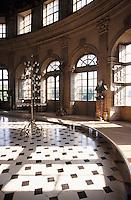 Europe/France/Ile-de-France/77/Seine-et-Marne/Maincy: Le château de Vaux-le-Vicomte - Détail grand salon