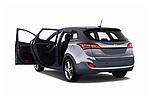 Car images of 2015 Hyundai I30 Go 5 Door Wagon Doors