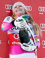 20150118 Sci Lindsay Vonn record vittorie