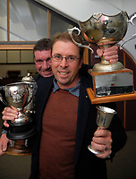 170413 Cricket - Wilkinson Awards