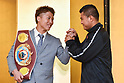 Boxing : Roman Gonzalez and Naoya Inoue to participate in world title bout in September in the US