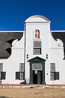 South Africa.  Groot Constantia, oldest wine estate in South Africa, founded 1685.