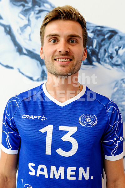 LEEK - Volleybal, Presentatie Lycurgus , seizoen 2021-2022, 01-09-2021 , Lycurgus speler Bjarne Huus