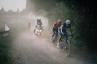 dusty pursuit<br /> <br /> 3rd Dwars Door Het hageland 2018 (BEL)<br /> 1 day race:  Aarschot > Diest: 198km