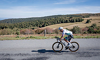 Peter Sagan (SVK/Bora-Hansgrohe) & hi steam set the stage alight in the hopes of dropping Green Jersey Bennett & succeeds as such, but not enough to recover the jersey for himself (yet).<br /> <br /> Stage 14 from Clermont-Ferrand to Lyon (194km)<br /> <br /> 107th Tour de France 2020 (2.UWT)<br /> (the 'postponed edition' held in september)<br /> <br /> ©kramon