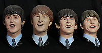 BNPS.co.uk (01202 558833)<br /> AdamPartridge/BNPS<br /> <br /> A bust of The Beatles, Paul, John, George and Ringo<br /> <br /> A vast collection of 'weird and wonderful' memorabilia from a music venue that hosted early Beatles gigs has emerged for sale for close to £50,000.<br /> <br /> Lathom Hall in Liverpool was one of the best known clubs on the Merseybeat music scene in the late 1950s and early 1960s.<br /> <br /> Among their regular bands were the Beatles, although at that time they were known as the Silver Beets.<br /> <br /> Since those days the hall has adapted and is now an entertainment venue crammed full of pop culture memorabilia.