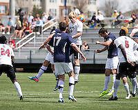 The UNC Greensboro Spartans played the University of South Carolina Gamecocks in The Manchester Cup on April 5, 2014.  The teams played to a 0-0 tie.  Hugo Coicaud (17), Ryan Arambula (3)