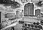 Courthouse Plaza & Main St. Dayton Ohio
