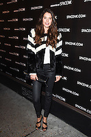 Sarah Ann Macklin<br /> at the opening of the 'Innovation by Space NK' store on Regent's Street, London.<br /> <br /> <br /> ©Ash Knotek  D3196  10/11/2016