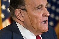 NOV 19 Rudy Giuliani press conference