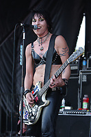 062406_MSFL_LM_SMG<br /> <br /> MIAMI BEACH, FL - JUNE 24, 2006;  Joan Jett performing at Vans Warp Tour 2006, held at Bayfront Park On June 24, 2006, in Miami Beach, Florida. (Photo by Storms Media Group)<br />  <br /> People;  Joan Jett<br /> <br /> Must call if interested <br /> Michael Storms<br /> Storms Media Group Inc.<br /> 305-632-3400 - Cell<br /> MikeStorm@aol.com