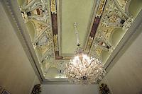 - Palazzo Marino, costruito fra il 1557 ed il 1563, dal 1861 storica sede del Comune di Milano ; la sala Urbanistica<br /> <br /> - Palazzo Marino, built between 1557 and 1563, from 1861 historic home of the Milan Municipality ; the Urbanism room