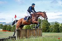 NZL-Sirka Bade rides Rambo. 2021 NZL-Clevedon Horse Trial. Sunday 17 January. Copyright Photo: Libby Law Photography
