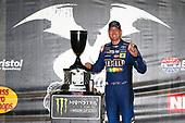 Monster Energy NASCAR Cup Series<br /> Bass Pro Shops NRA Night Race<br /> Bristol Motor Speedway, Bristol, TN USA<br /> Sunday 20 August 2017<br /> Kyle Busch, Joe Gibbs Racing, M&M's Caramel Toyota Camry<br /> World Copyright: Nigel Kinrade<br /> LAT Images
