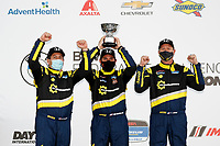 Podium:<br /> #94: Atlanta Speedwerks Honda Civic FK7 TCR, TCR: Todd Lamb, Greg Strelzoff, Ryan Eversley