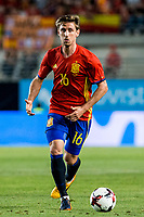 Nacho Monrreal of Spain during the friendly match between Spain and Colombia at Nueva Condomina Stadium in Murcia, jun 07, 2017. Spain. (ALTERPHOTOS/Rodrigo Jimenez) (NortePhoto.com) (NortePhoto.com)