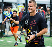 Rosmalen, Netherlands, 13 June, 2019, Tennis, Libema Open, Padel, Lleyton Hewitt (AUS)<br /> Photo: Henk Koster/tennisimages.com
