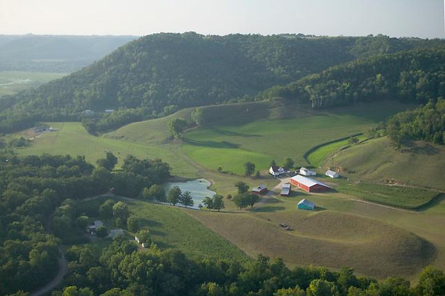 Wisconsin Farm Land