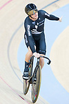 Ethan Mitchell of the team of New Zealand competes in Men's Team Sprint Finals match as part of the 2017 UCI Track Cycling World Championships on 12 April 2017, in Hong Kong Velodrome, Hong Kong, China. Photo by Victor Fraile / Power Sport Images
