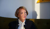 """In 1980, Vigdis Finnbogadottir became the first female elected head of state anywhere in the world. Reflecting on the impact of her 16-year tenure, she has no time for false modesty.<br /> """"If I may say so, because I hear it all the time, it changed everything,"""" says the 87-year-old. """"Women thought, if she can, I can. In my advanced age, women still thank me for being a role model."""""""