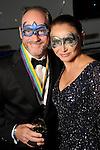 Stuart Zarrow and Gaye Lynn Zarrow at the 20th San Luis Salute Friday Feb. 05, 2016.(Dave Rossman photo)