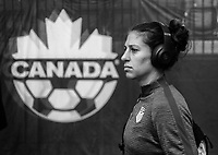 Vancouver, Canada - November 8, 2017: The USWNT trains in preparation for their friendly against Canada at BC Place.Vancouver, Canada - November 7, 2017: The USWNT trains in preparation for their friendly against Canada at BC Place.