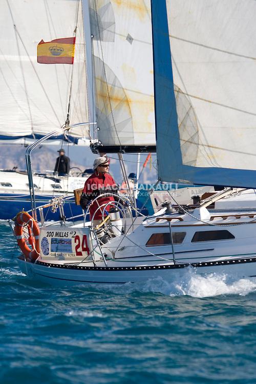 XXII Trofeo 200 millas a dos - Club Náutico de Altea - Alicante - Spain - 22/2/2008
