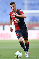 Antonio Barreca of Genoa during the Serie A football match between Genoa CFC and SSC Napoli stadio Marassi in Genova ( Italy ), July 08th, 2020. Play resumes behind closed doors following the outbreak of the coronavirus disease. <br /> Photo Matteo Gribaudi / Image / Insidefoto